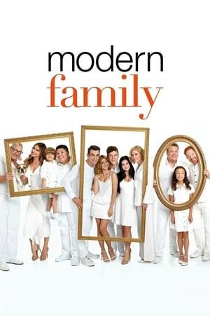 Modern Family, Season 5 poster 0