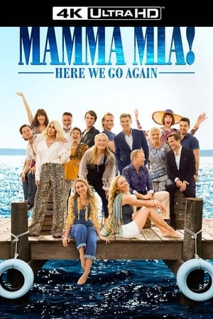 Mamma Mia! Here We Go Again poster 4