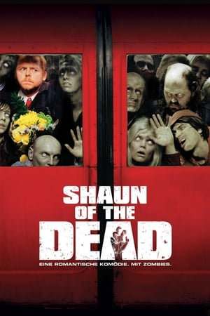 Shaun of the Dead poster 2