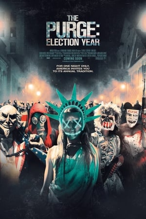 The Purge: Election Year poster 3