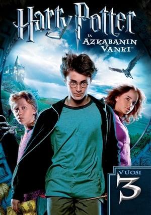 Harry Potter and the Prisoner of Azkaban poster 2