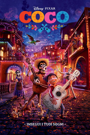 Coco (2017) poster 3