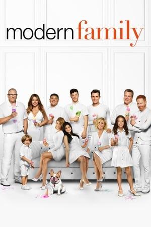 Modern Family, Season 7 poster 1