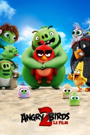 The Angry Birds Movie 2 poster 1