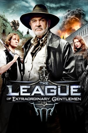 The League of Extraordinary Gentlemen posters