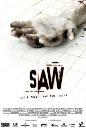 Saw (Unrated) poster 3