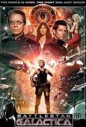 BSG, Season 1 poster 3