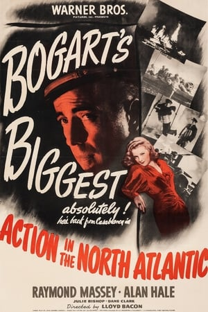 Action In the North Atlantic poster 2