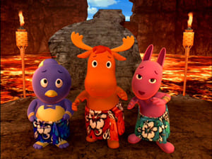 The Backyardigans, Season 2 - The Legend of the Volcano Sisters image