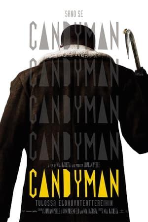 Candyman (1992) poster 2