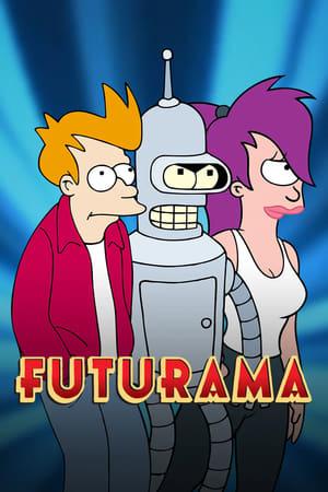 Futurama, Season 1 poster 1