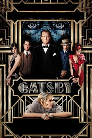 The Great Gatsby (2013) movie posters