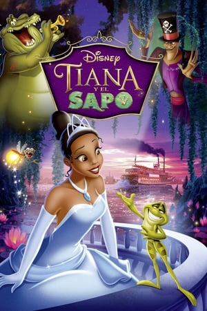 The Princess and the Frog movie posters