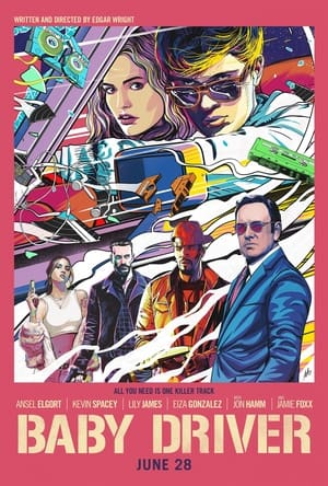 Baby Driver poster 4
