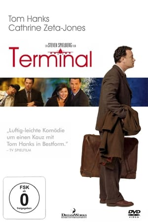 The Terminal poster 4