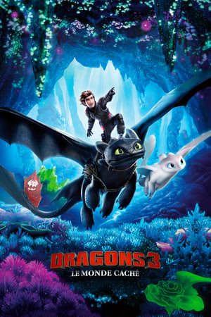 How to Train Your Dragon: The Hidden World poster 2