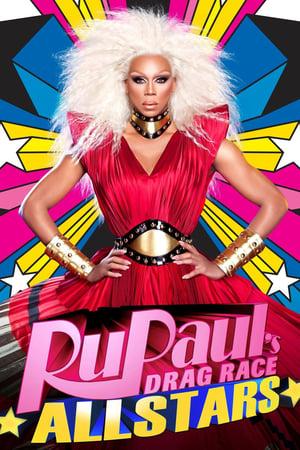 RuPaul's Drag Race All Stars, Season 5 (Uncensored) posters