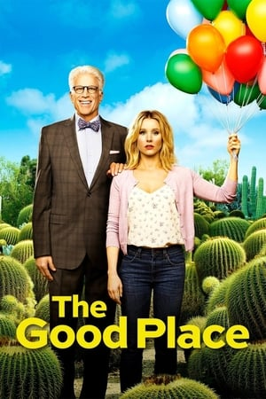 The Good Place, Season 4 posters