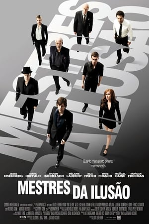 Now You See Me poster 2