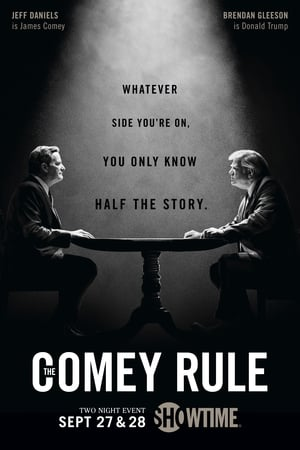 The Comey Rule, Season 1 posters