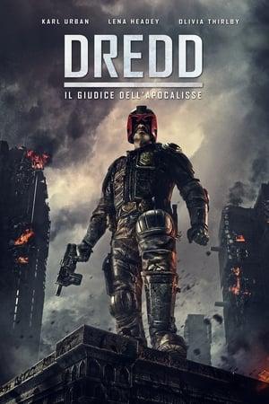 Dredd movie posters