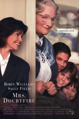 Mrs. Doubtfire poster 2