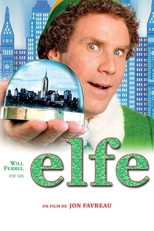 Elf (2003) movie posters