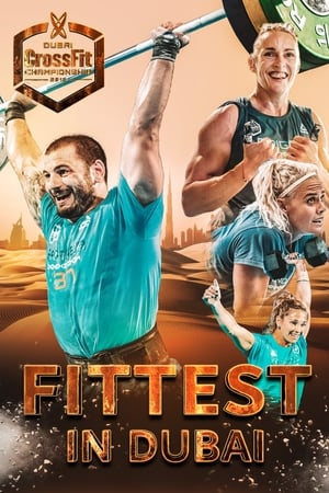 Fittest in Dubai posters