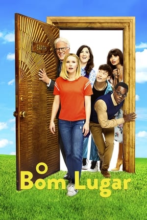 The Good Place, Season 2 posters