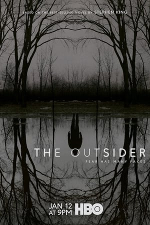 The Outsider, Season 1 posters