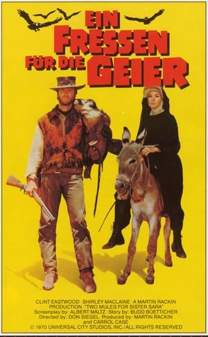 Two Mules For Sister Sara poster 3