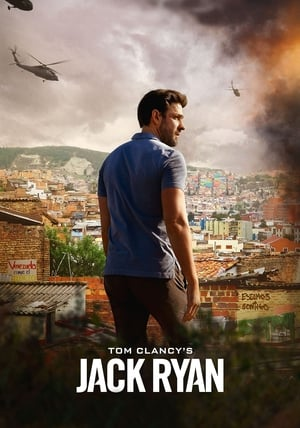 Tom Clancy's Jack Ryan, Season 1 posters