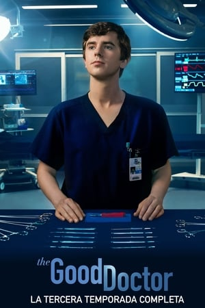 The Good Doctor, Season 3 posters