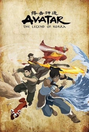 The Legend of Korra: The Complete Series posters