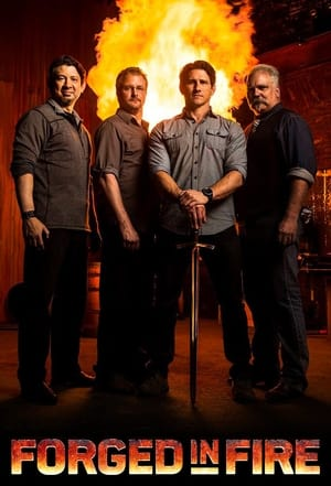 Forged in Fire, Season 8 poster 1