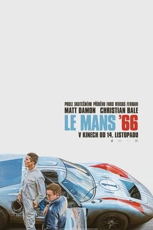 Ford v Ferrari poster 3