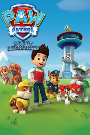 PAW Patrol, Pups Bark with Dinosaurs poster 0