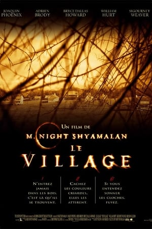 The Village poster 2