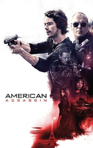 American Assassin posters