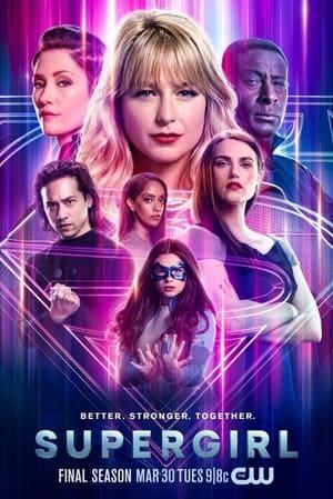 Supergirl, Season 4 poster 2