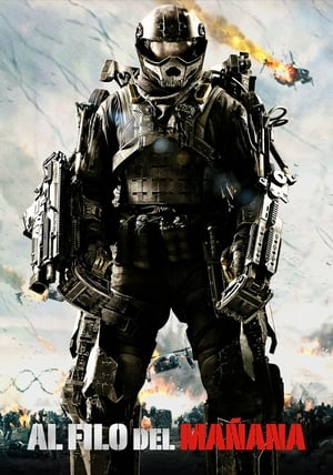 Live Die Repeat: Edge of Tomorrow poster 1