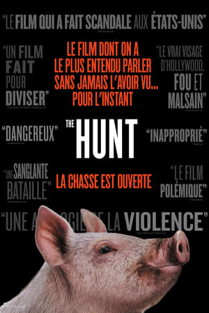 The Hunt (2020) posters