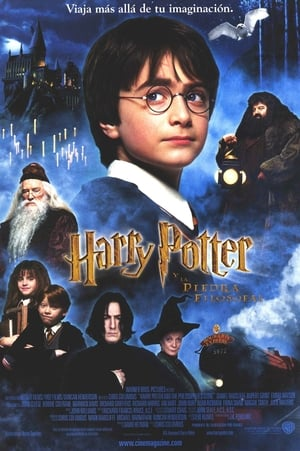 Harry Potter and the Sorcerer's Stone poster 3