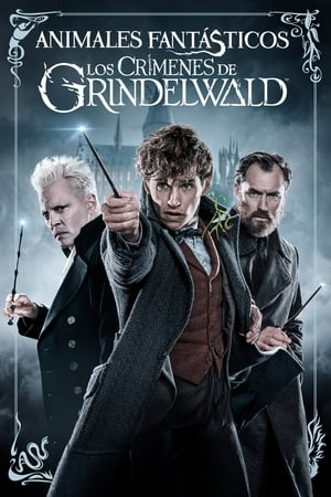 Fantastic Beasts: The Crimes of Grindelwald posters
