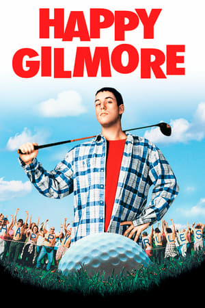 Happy Gilmore movie posters
