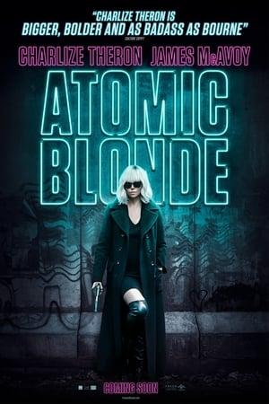 Atomic Blonde poster 3