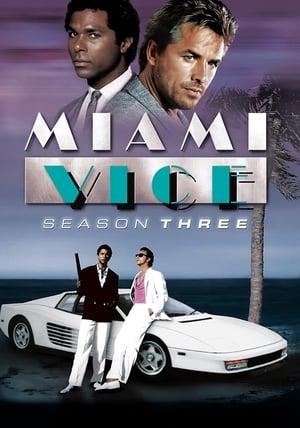 Miami Vice, Season 1 poster 3
