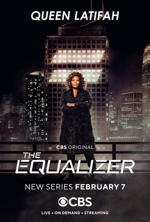 The Equalizer, Season 1 posters