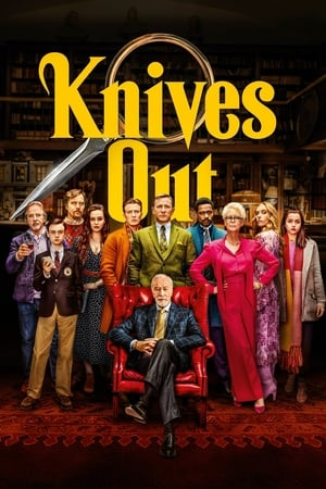 Knives Out posters