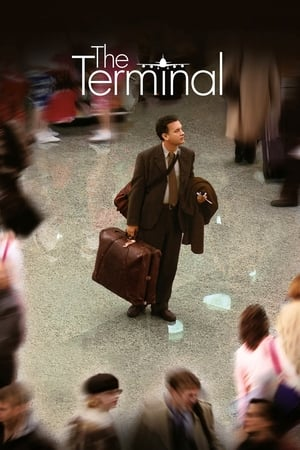 The Terminal movie posters